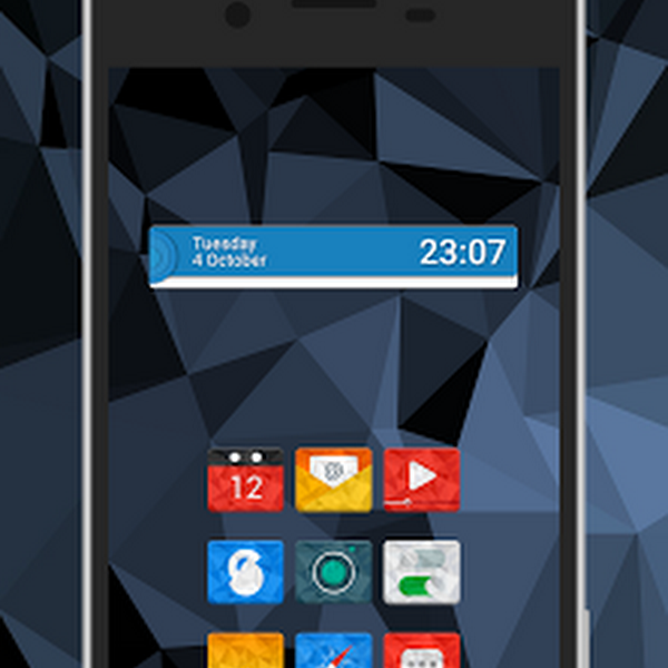 Rectron Icon Pack Theme v1.2.1 [Patched]