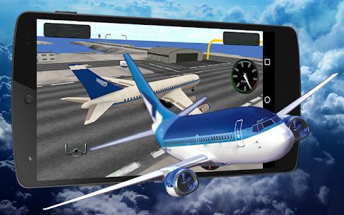 3D✈️️Pilot Airplane Flight Sim - náhled