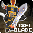 Pixel F Blade - Hack n Slash
