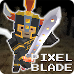 Pixel F Blade - 3D Fantasy rpg 4.1 (Mod Money)