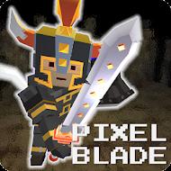 PIXEL F BLADE [Мод: много денег]