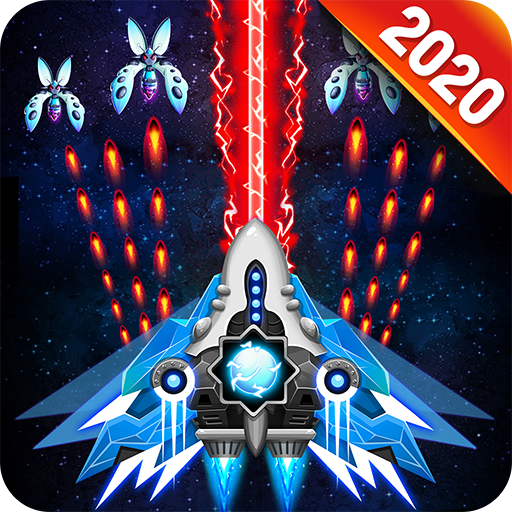 Space shooter: Galaxy attack -Arcade shooting game APK Cracked Download