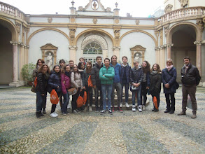 "Photo: 24/02/2015 - Liceo classico ""Lagrangia"" di Vercelli. Classe IV ginnasio."