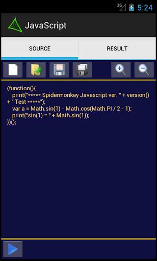 JavaScript 1.2.0 screenshots 5