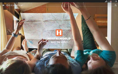 Hostelworld – book Hostels- screenshot thumbnail