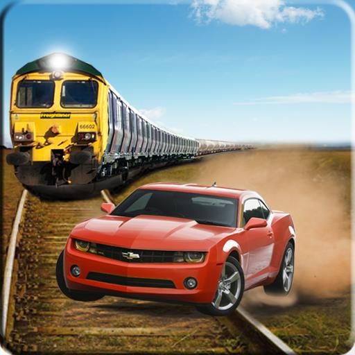 Train vs Car Racing - Professional Racing Game (game)