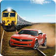 Train vs Car Racing - Professional Racing Game