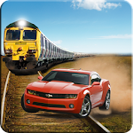 Train vs Car Racing - Professional Racing Game Icon