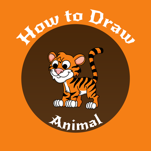 How to Draw Animal 遊戲 App LOGO-硬是要APP
