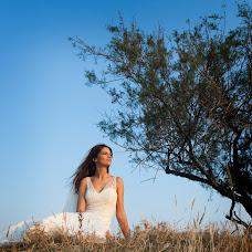 Wedding photographer marinos karafillidis  Apikonisi (marinoskarafill). Photo of 05.04.2016