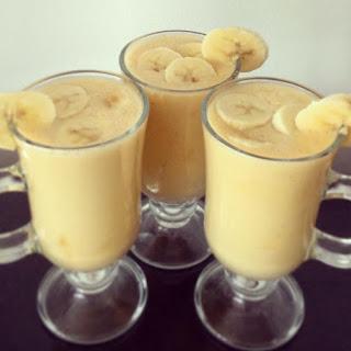 Banana Drink That Will Burn Stomach Fat Immediately.