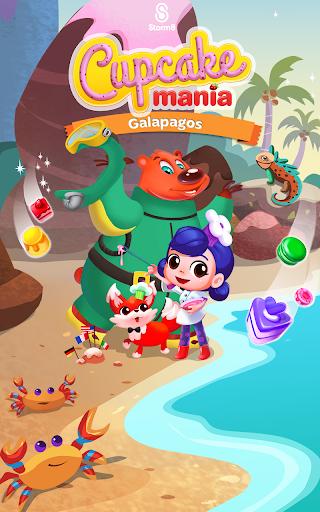 免費下載街機APP|Cupcake Mania: Galapagos app開箱文|APP開箱王