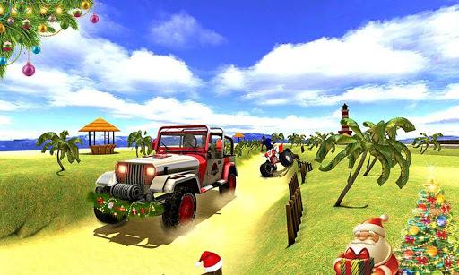 Code Triche Offroad  Modern Racing Outlaws 3D APK MOD screenshots 5