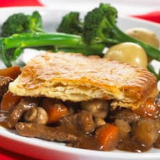 Hairy Bikers' steak and ale pie