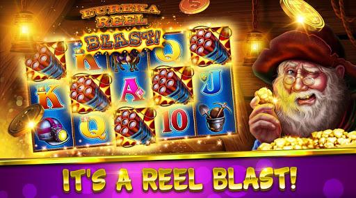 Jackpot Party Casino Games: Spin FREE Casino Slots screenshots 1