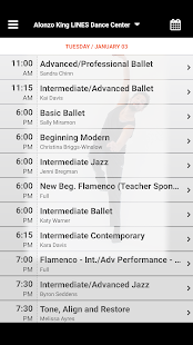 Alonzo King LINES Dance Center- screenshot thumbnail