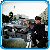 Police Chase Simulation