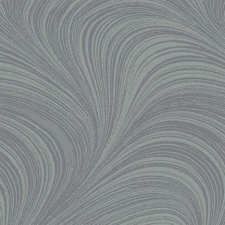 Wave Texture Wide  ljusgrå (16576)