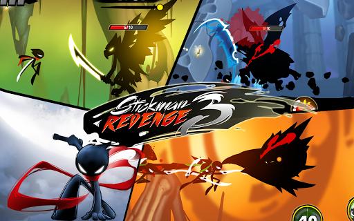 Stickman Revenge 3 - Ninja Warrior - Shadow Fight  screenshots 16