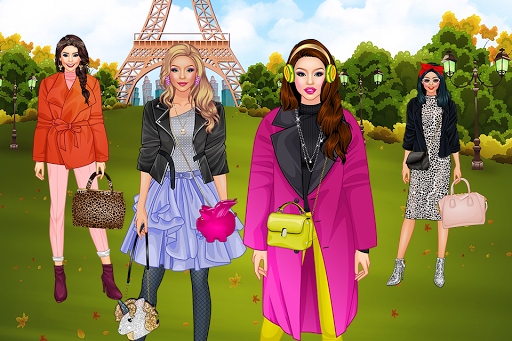 Fashion Trip: London, Paris, Milan, New York Apk 1