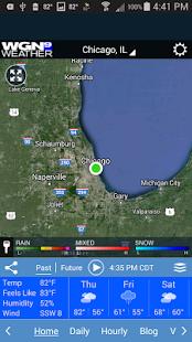 WGN Weather- screenshot thumbnail