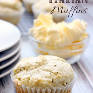 Italian Muffins Recipes.
