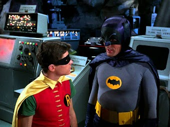 Batman is Riled