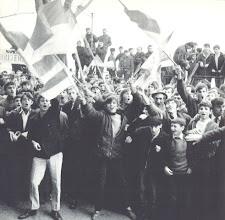 Photo: Ovo može biti Kvalifikacije za ulazak u 1 saveznu ligu, Orijent - Crvenka 2:1, sezona 1968/69 ili 1/8 finala Kupa Maršala Tita, Orijent - Dinamo Zagreb 0:1, sezone 1969/70.