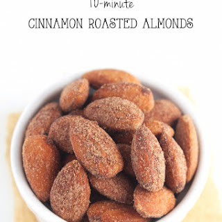 Healthy Cinnamon Roasted Almonds Recipes.