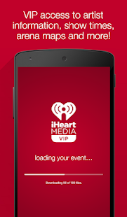 iHeartMedia VIP Screenshot