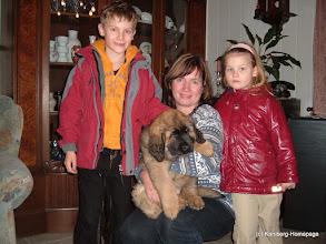 Photo: Lando - 6.1.2007 - lebt jetzt in Berlin