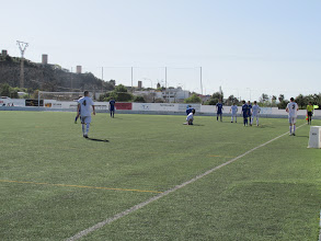Photo: 05/04/14 v Club de Futbol San Rafael (Spanish Tercera Division Group 11) 0-0 - contributed by Pete Collins