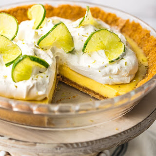Key Lime Pie.