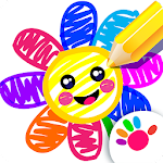 Drawing Academy: Learning Coloring Games for Kids 1.0.7.13 (Unlocked)