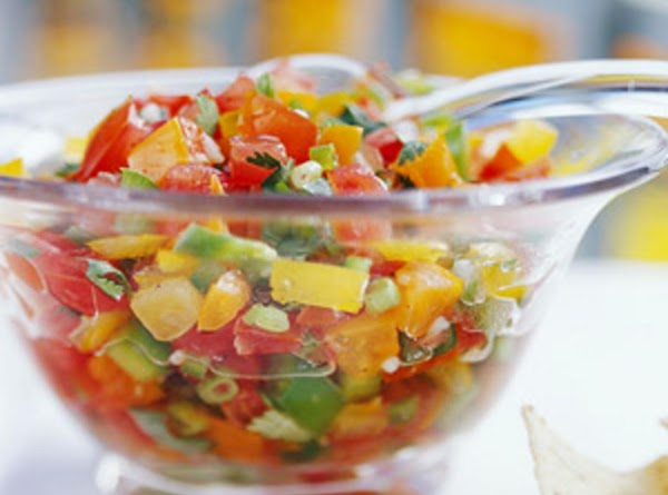 Garden Fresh Salsa Recipe