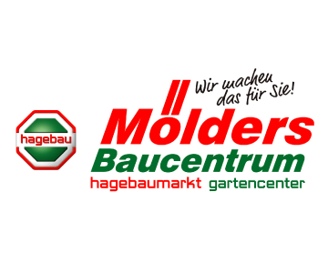 Logo Mölders Bauzentrum