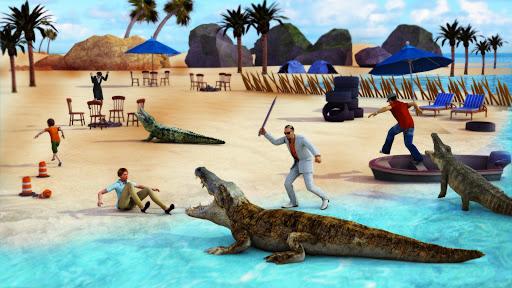 Animal Attack Simulator -Wild Hunting Games Apk 2