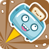 Toaster Swipe 🍞 Fun Jumping Game