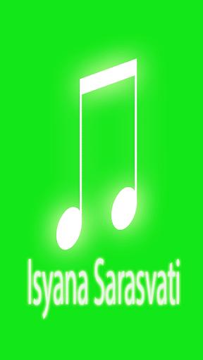 Lagu Isyana Saravati Komplit