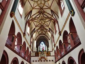 Photo: Liebfrauenkirche: Hauptschiff