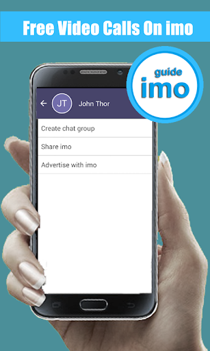 Get Free Video Calls on imo