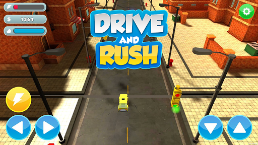 Drive And Rush - screenshot