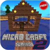 Tải Micro Craft Survival Game APK