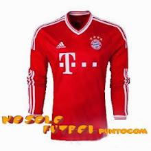 Photo: Bayern Münich 1ª ML * Camiseta Manga Corta * Camiseta Manga Larga * Camiseta Mujer * Camiseta Niño con pantalón