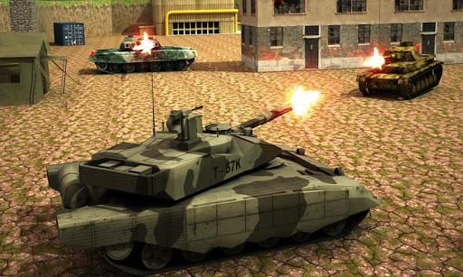 WW2: Tank Battles 2016