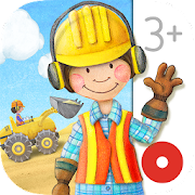 Tiny Builders: Crane, Digger, Bulldozer for Kids