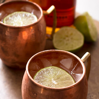 Bourbon Mule.