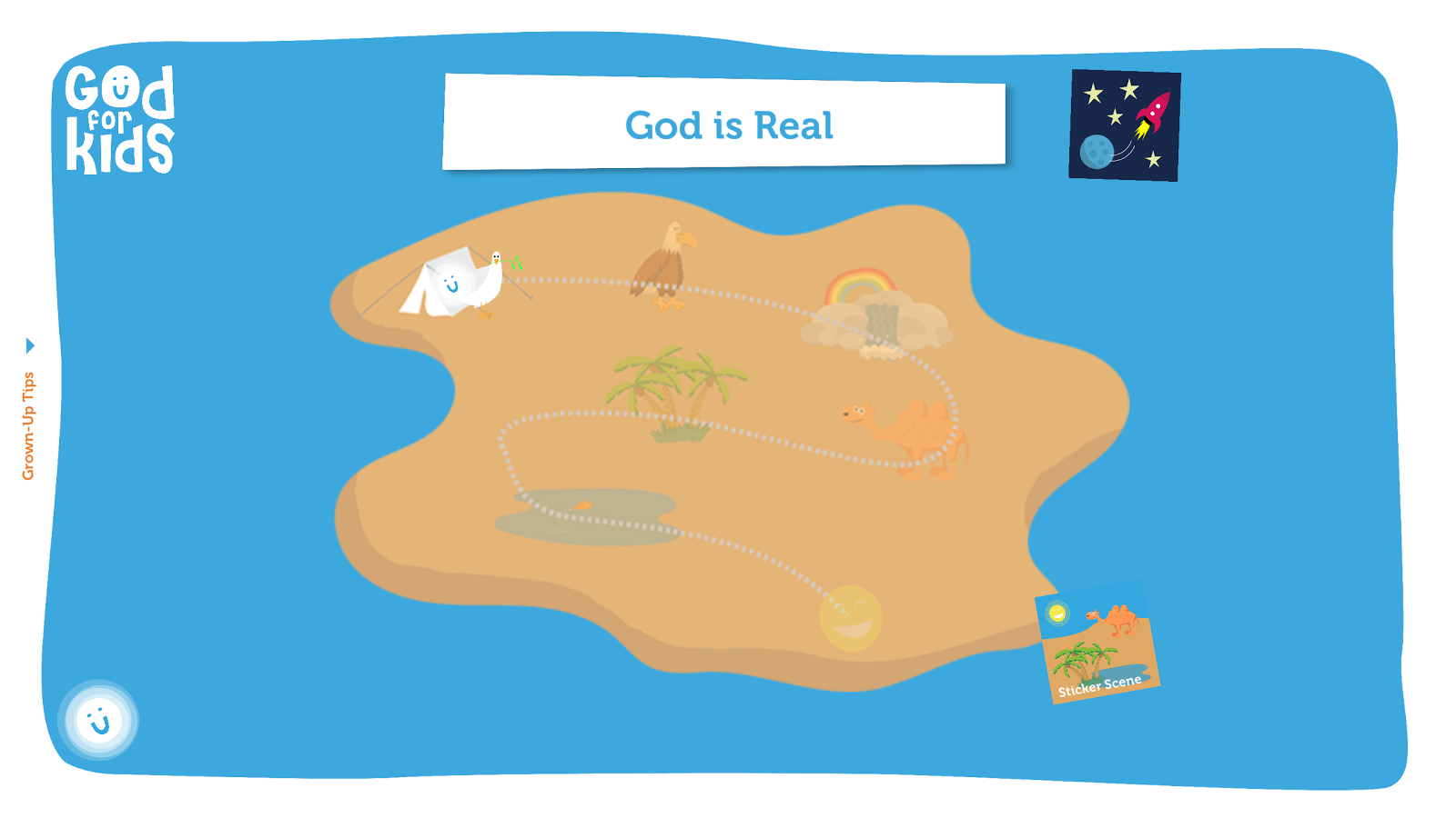 God For Kids: Bible Devotional- screenshot