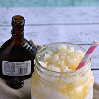 Godiva White Chocolate Pineapple Freeze