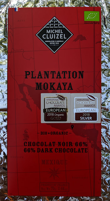 66% plantation mokaya cluizel bar